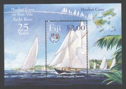 Fiji - 2004 Sailing Regatta Block MNH__(TH-1935) - Fiji (1970-...)