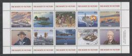 Fiji - 2005 World War II Kleinbogen MNH__(THB-1387) - Fiji (1970-...)