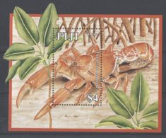 Fiji - 2007 Mangrove Cancer Block MNH__(TH-4147) - Fiji (1970-...)