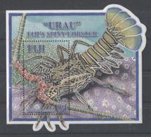 Fiji - 2008 Crawfish Block MNH__(TH-7548) - Fiji (1970-...)