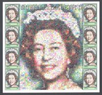 Gambia - 2001 Queen Elizabeth II I Kleinbogen MNH__(THB-1781) - Gambia (1965-...)