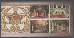 Great Britain - 2014 Buckingham Palace Block MNH__(TH-1686) - Hojas Bloque