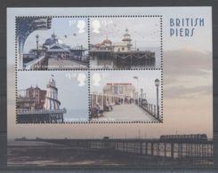 Great Britain - 2014 Riverside Resorts Block MNH__(TH-5062) - Hojas Bloque