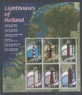 Grenada Grenadines - 2002 Lighthouses Kleinbogen MNH__(THB-244) - Grenade (1974-...)