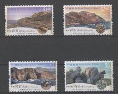 Hong Kong - 2002 Rock Formations MNH__(TH-11936) - 1997-... Sonderverwaltungszone Der China