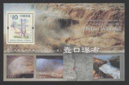 Hong Kong - 2002 Sights Block (3) MNH__(THB-3899) - 1997-... Sonderverwaltungszone Der China