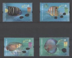 Hong Kong - 2003 Ornamental Fish MNH__(TH-14526) - 1997-... Sonderverwaltungszone Der China