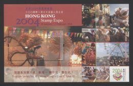 Hong Kong - 2003 STAMP EXPO 2004 (VI) Block MNH__(THB-3923) - 1997-... Sonderverwaltungszone Der China
