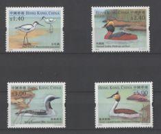 Hong Kong - 2003 Waterbirds MNH__(TH-14534) - 1997-... Sonderverwaltungszone Der China