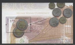 Hong Kong - 2004 Coins And Banknotes Block (2) MNH__(THB-3928) - 1997-... Sonderverwaltungszone Der China