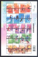Hong Kong - 2004 Sports Sheet MNH__(THB-5763) - 1997-... Sonderverwaltungszone Der China
