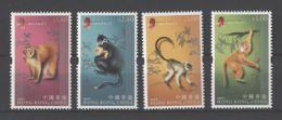 Hong Kong - 2004 Year Of The Monkey MNH__(TH-14757) - Neufs