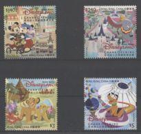 Hong Kong - 2005 Disneyland MNH__(TH-12101) - 1997-... Sonderverwaltungszone Der China