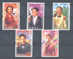 Hong Kong - 2005 Pop Singer MNH__(TH-781) - Unused Stamps