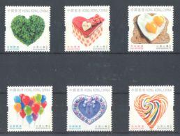 Hong Kong - 2015 Greeting Stamps MNH__(TH-5004) - Nuovi