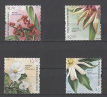 Hong Kong - 2017 Rare Plants MNH__(TH-16609) - 1997-... Chinese Admnistrative Region