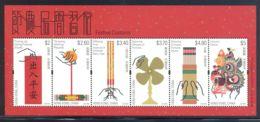 Hong Kong - 2018 Festivities Block MNH__(THB-3467) - 1997-... Chinese Admnistrative Region