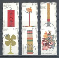 Hong Kong - 2018 Festivities MNH__(TH-6845) - 1997-... Chinese Admnistrative Region