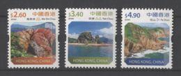 Hong Kong - 2018 Landscapes 2.6-4.9$ MNH__(TH-14756) - 1997-... Chinese Admnistrative Region