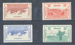 Iceland - 1933 Charitable Associations MNH__(TH-1065) - Nuovi