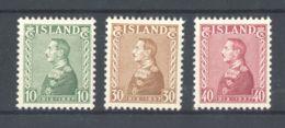 Iceland - 1937 King Christian X MNH__(TH-1171) - Nuovi