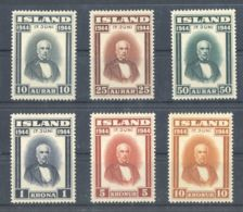 Iceland - 1944 Proclamation Of The Republic MNH__(TH-2903) - Nuovi