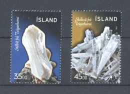 Iceland - 1998 Minerals MNH__(TH-2496) - Unused Stamps