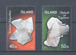 Iceland - 1999 Minerals MNH__(TH-2520) - Neufs
