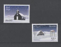 Iceland - 2001 Christmas MNH__(TH-17678) - Nuovi