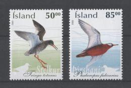 Iceland - 2002 Birds MNH__(TH-19040) - 1944-... Republik