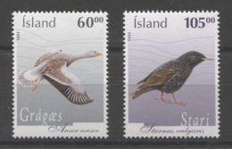 Iceland - 2005 Birds MNH__(TH-15060) - 1944-... Republik