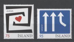 Iceland - 2006 Europe MNH__(TH-16201) - Nuovi
