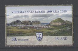 Iceland - 2019 Vestmannaeyjar MNH__(TH-12466) - Unused Stamps