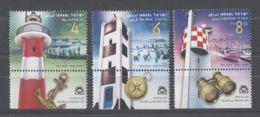 Israel - 2009 Lighthouses MNH__(TH-10403) - Neufs (avec Tabs)