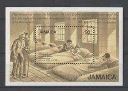 Jamaica - 1991 Congress Of Nurses Block MNH__(TH-15264) - Jamaica (1962-...)
