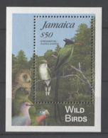 Jamaica - 1995 Birds Block MNH__(TH-18594) - Jamaica (1962-...)