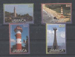 Jamaica - 2011 Lighthouses Type II MNH__(TH-6387) - Jamaica (1962-...)