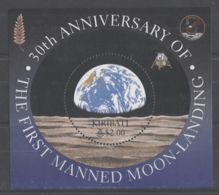 Kiribati - 1999 Moon Landing Block MNH__(TH-8681) - Kiribati (1979-...)