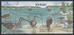 Kiribati - 2004 BirdLife Block MNH__(FIL-10250) - Kiribati (1979-...)
