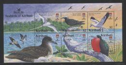 Kiribati - 2005 BirdLife Block (2) MNH__(FIL-10251) - Kiribati (1979-...)