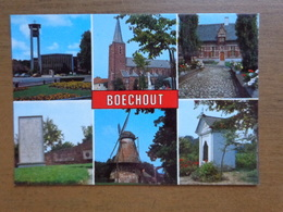Groeten Uit Boechout -> Onbeschreven - Boechout