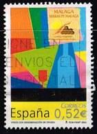 Spanien 2004,Michel# 3987 O Wines - Málaga - 1931-Hoy: 2ª República - ... Juan Carlos I