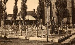 Héliotypie De Graeve Gand EERST WERELDOORLOG BELGIË BELGIQUE 1914/18 WWI WWICOLLECTION - Guerre 1914-18