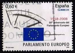 Spanien 2008,Michel# 4306 O 50th Anniversary Of The European Parliament - 1931-Hoy: 2ª República - ... Juan Carlos I