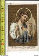 Kl 4461 - OUVREZ DONC VOTRE COEUR A JESUS CHRIST - 1856 - Images Religieuses