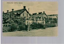 PAKISTAN Soldiers Club Quetta. Summer Ca 1920 Old Postcard - Pakistan