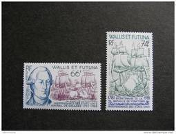 Wallis Et Futuna: TB  Paire N° 277 Et N°278, Neufs XX. - Wallis Und Futuna