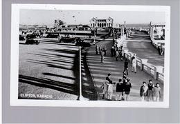 PAKISTAN Clifton Karachi Ca 1935 Old Photo Postcard - Pakistan