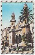 3AD1355 ALGER LA CATHEDRALE Voitures 2 SCANS - Alger