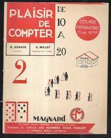Plaisir De Compter De 10 à 20 , Album 2 Deo.dehaye Intitutrice  Cours Préparatoire Classe De 11ème - Books, Magazines, Comics